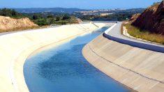 El Canal Segarra Garrigues adjudicado por la Generalitat por 1.100 millones de euros