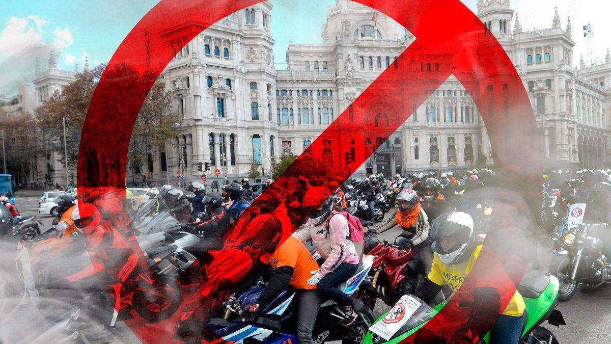 Los informes municipales concluyen que la incidencia de las motos en la contaminación es escasa.