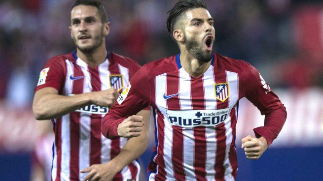 Atlético-Carrasco-Koke-Liga