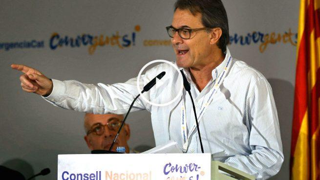 Artur Mas-CUP-Cataluña-independencia