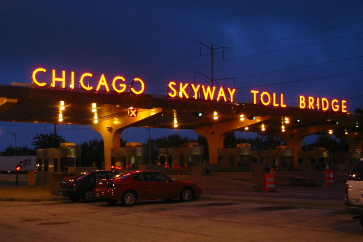 Autopista Chicago Skyway (Foto: Josh Evnin, con licencia CC BY-SA 2.0)