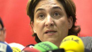 Ada Colau, alcaldesa de Barcelona. (Foto: Getty)