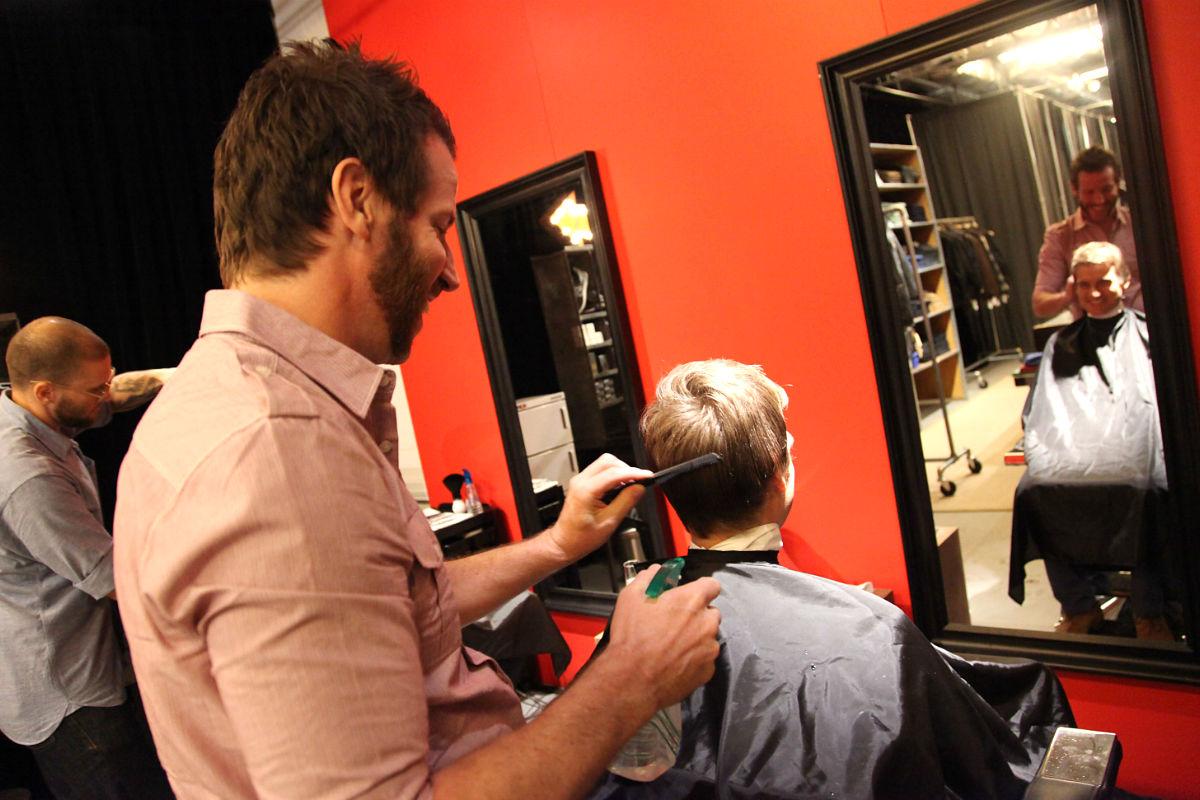 Hombre en la peluquería (Foto: GUETTY).