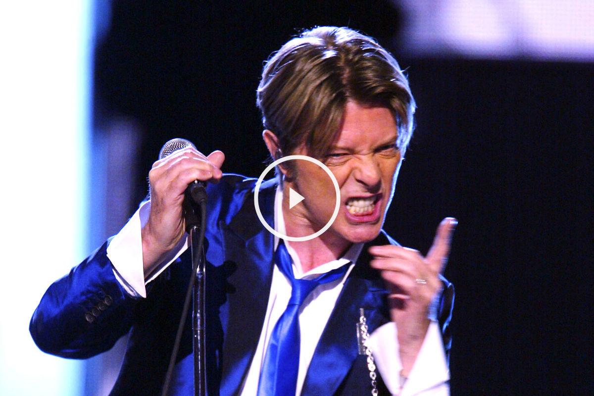 David Bowie. (Foto: Getty)
