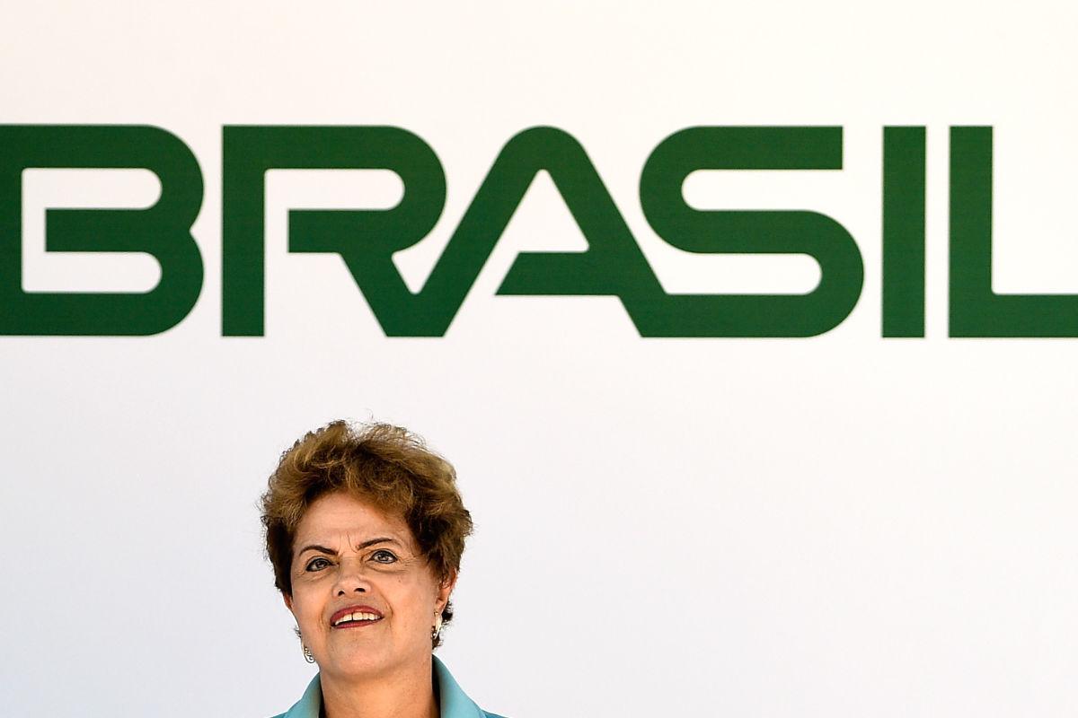 Dilma Rousseff, presidenta de Brasil. (Foto: Getty)