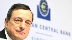 El presidente del Banco Central Europeo, Mario Draghi (Foto: GETTY).