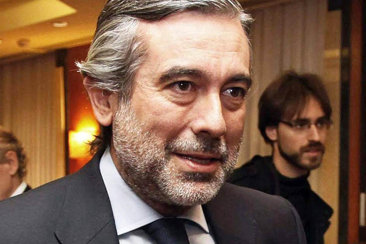 El magistrado y ex vocal del Consejo General del Poder Judicial (CGPJ) Enrique López (Foto: Efe)