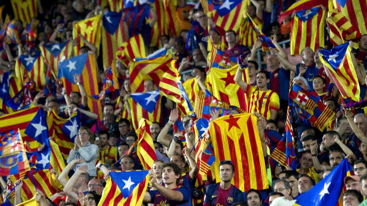 La Federación Catalana suspende los partidos por el referéndum del 1-O. (Getty)