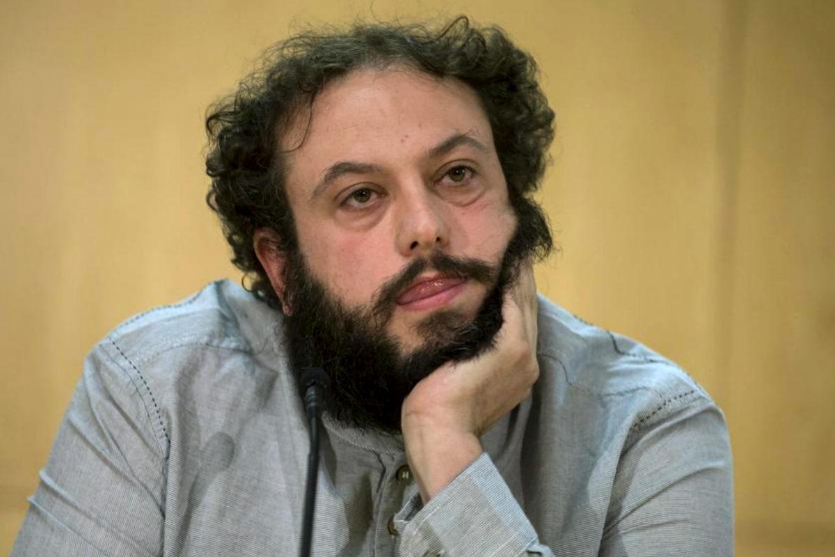 Guillermo Zapata, concejal de Ahora Madrid. (Foto: EFE)