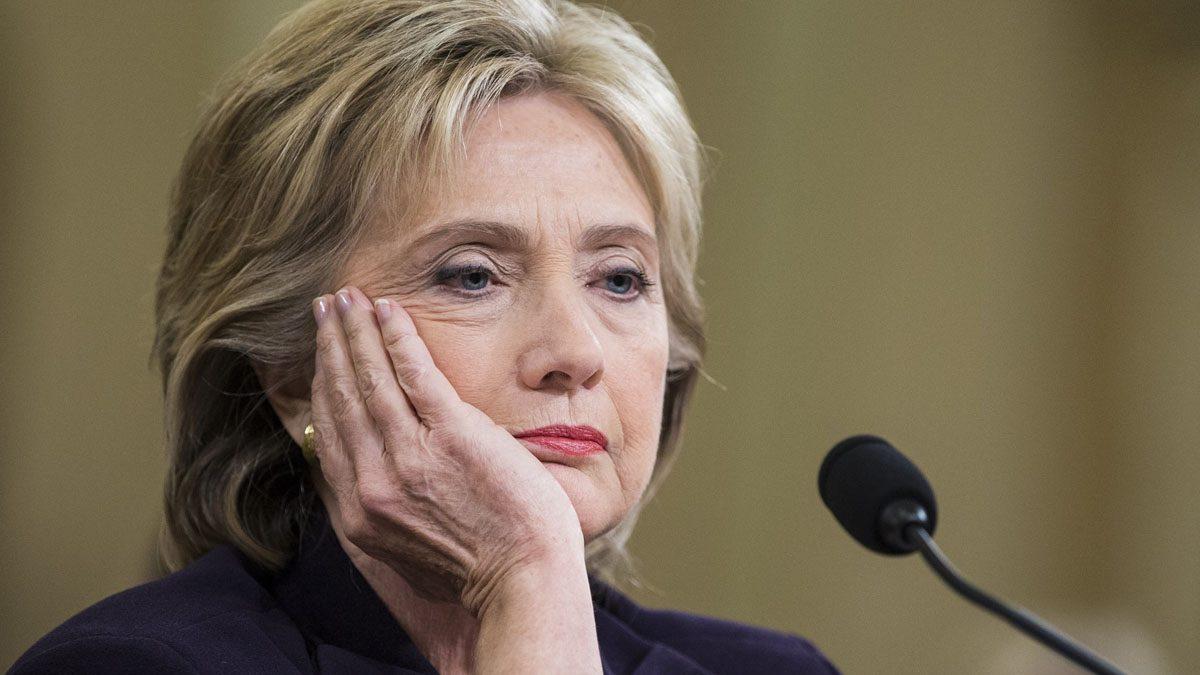 Hillary Clinton, ex secretaria de Estado de Estados Unidos. (Foto: Getty)