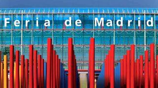 Recinto ferial de Madrid en el Campo de las Naciones (Fot: IFEMA).
