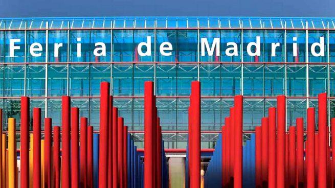 Recinto ferial de Madrid en el Campo de las Naciones (IFEMA)