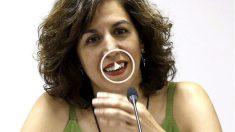 Irene Lozano deja este viernes de ser diputada de UPyD. (Foto: Efe)