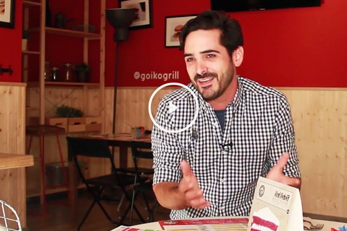 Iván Humpierres, director de RRHH de Goiko Grill (Foto: ENRIQUE FALCÓN).
