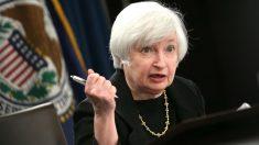 La presidenta de la Reserva Federal, Janet Yellen (Foto: GUETTY)