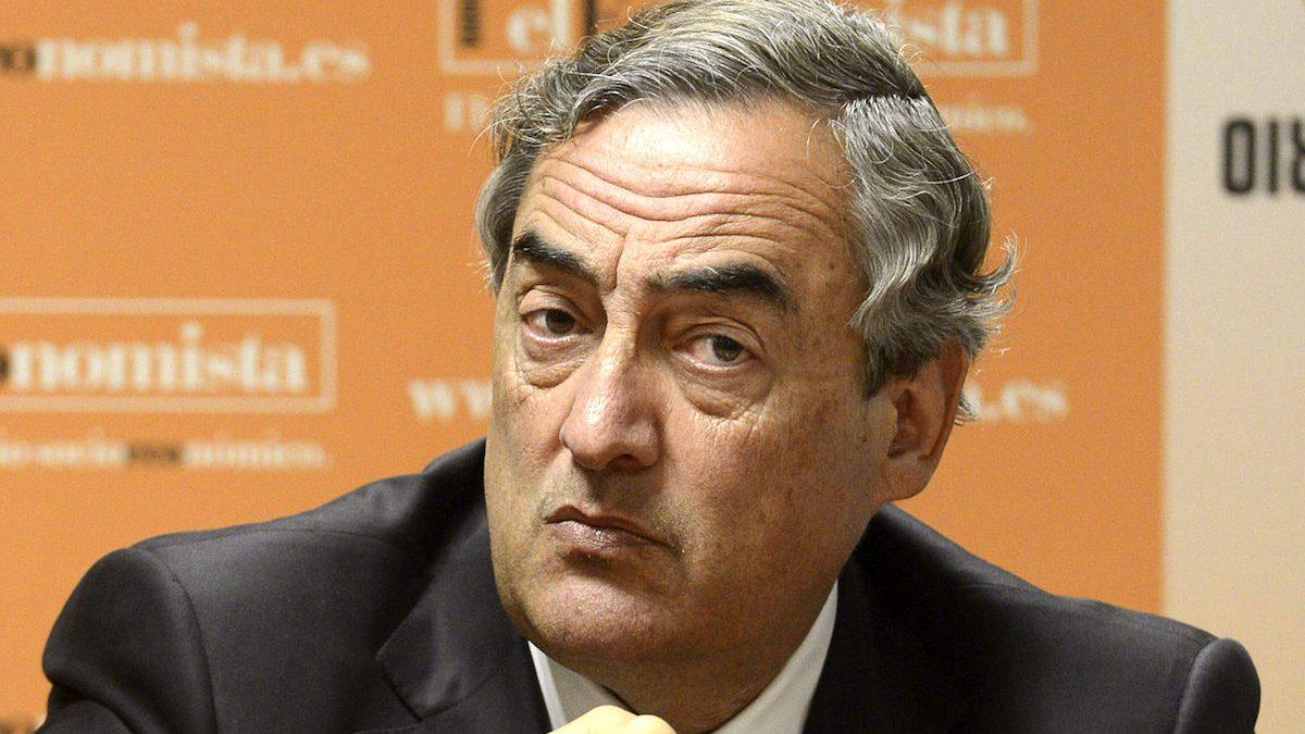El presidente de CEOE, Juan Rosell. (Foto: GETTY)