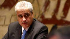 Germà Gordó en una reciente imagen (Foto: AFP).