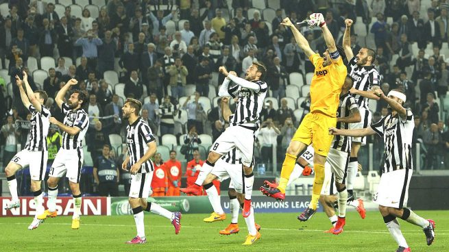 Juventus-Real-Madrid