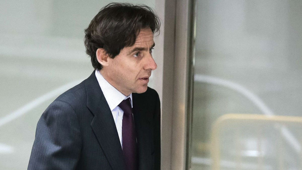 Javier López Madrid. (Foto: EFE)