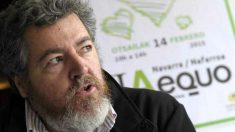 El coportavoz nacional de Equo, Juantxo López de Uralde (Foto: Efe)