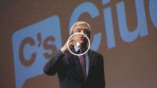 Luis Garicano, responsable del programa económico de Ciudadanos. (Foto: Getty)