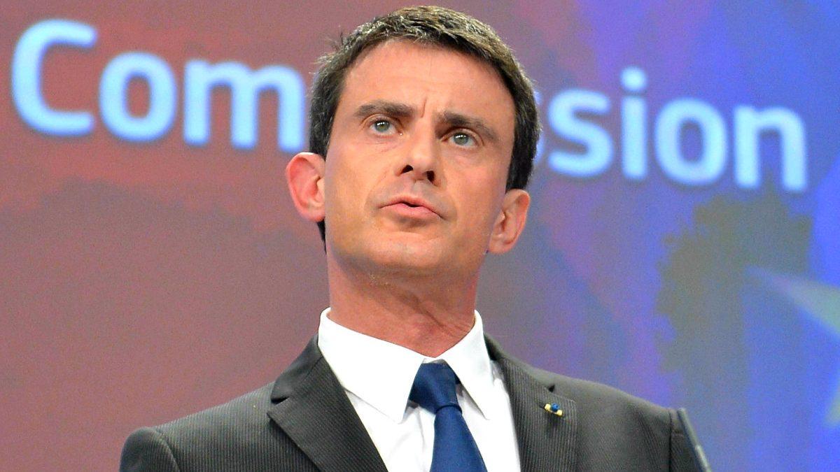 Manuel Valls, ex primer ministro de Francia (Getty)