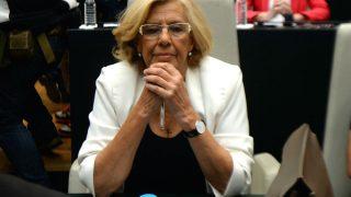 La alcaldesa de Madrid, Manuela Carmena (Foto: GUETTY).