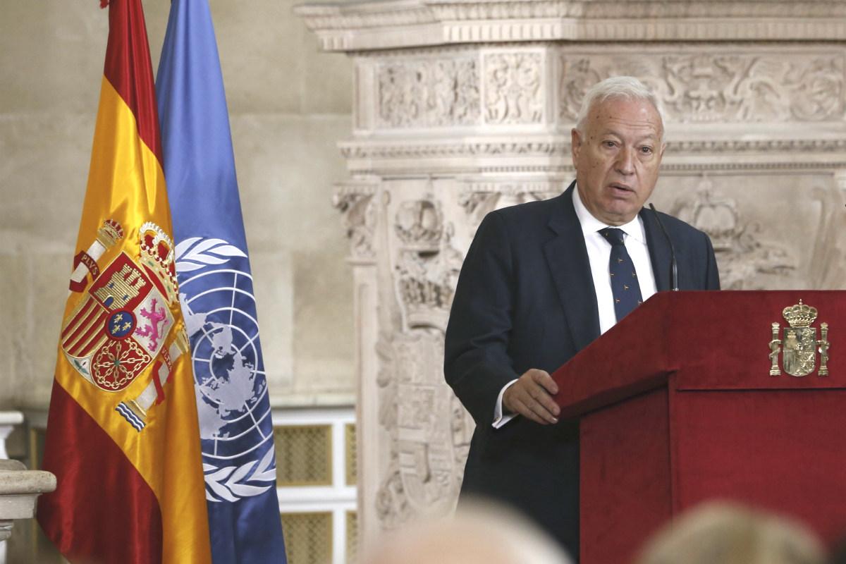 García-Margallo en su intervención de hoy en el 70 aniversario de la ONU