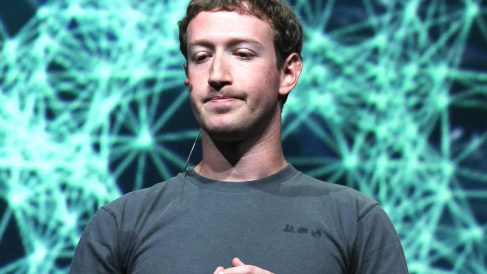 Mark Zuckerberg, creador de Facebook. (Foto: Getty)