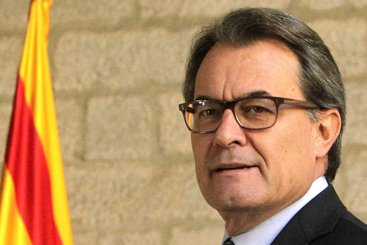 Artur Mas, presidente de la Generalitat. (Foto: Efe)