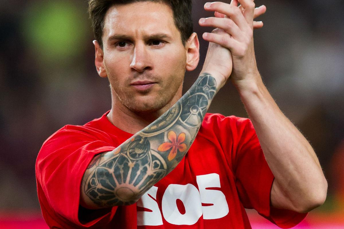 Lionel Messi. (Foto: Getty)