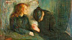 La niña enferma, de 1939.