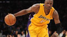 Odom ganó dos anillos con los Lakers. (Foto: Gety)