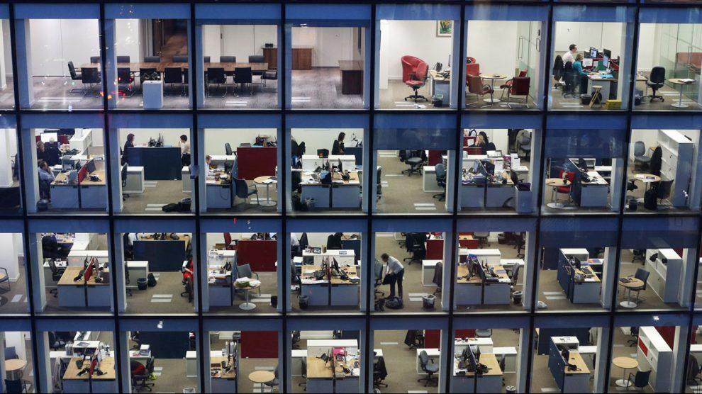 Oficinas (Foto: Getty)