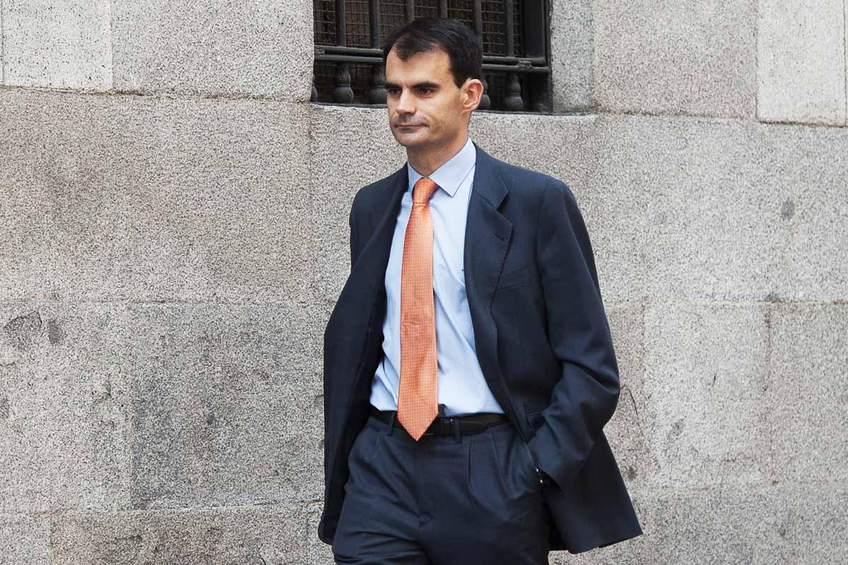 El ex juez de la Audiencia Nacional, Pablo Ruz (Foto: AFP)