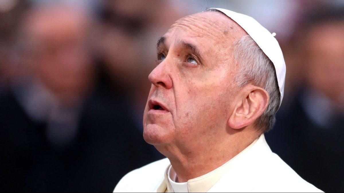 El Papa Francisco en una reciente imagen.