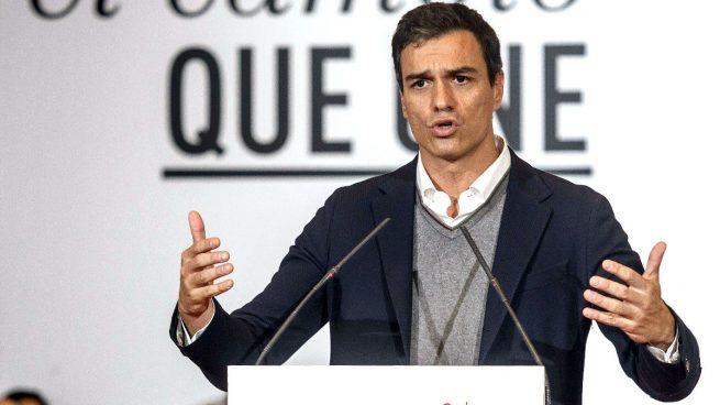 Pedro Sánchez-Podemos