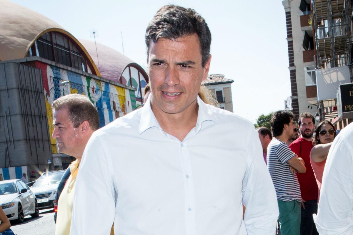 Pedro Sánchez (Foto: GUETTY).