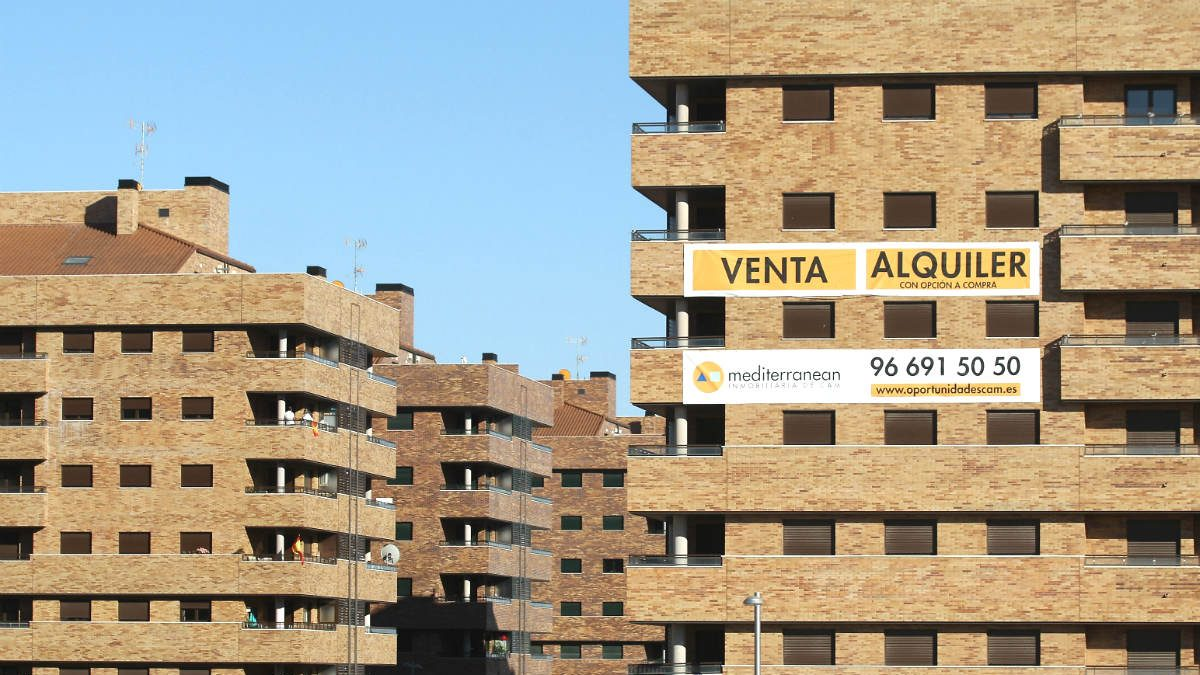 Pisos en venta en Seseña (Foto: GUETTY)