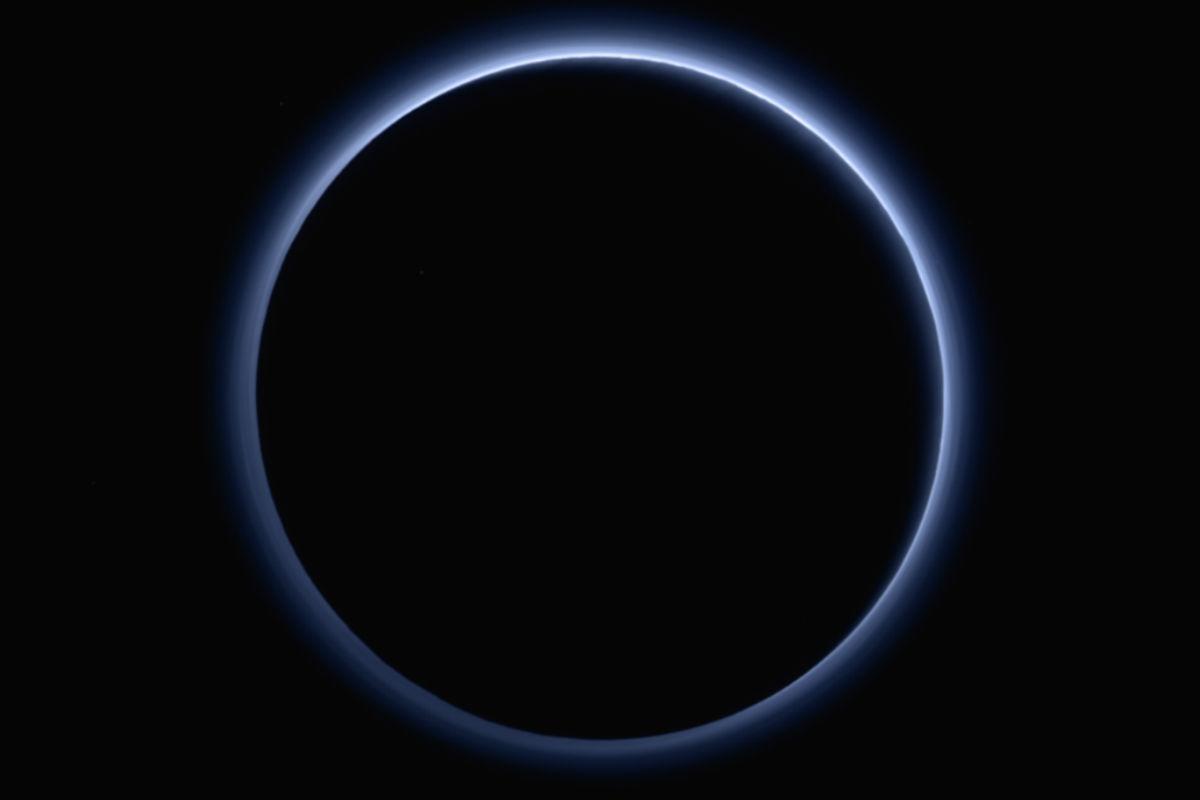 Imagen más reciente de Plutón. (Foto: NASA)