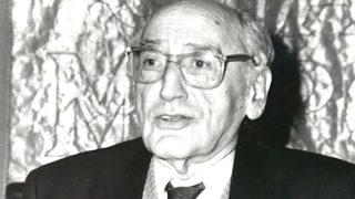 Carlos Bousoño en una imagen de archivo (Foto: RAE)