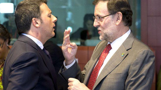 Mariano-Rajoy-Matteo-Renzi