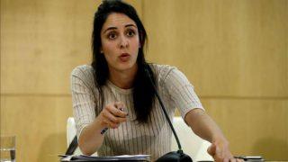 La portavoz del Ayuntamiento de Madrid, Rita Maestre.