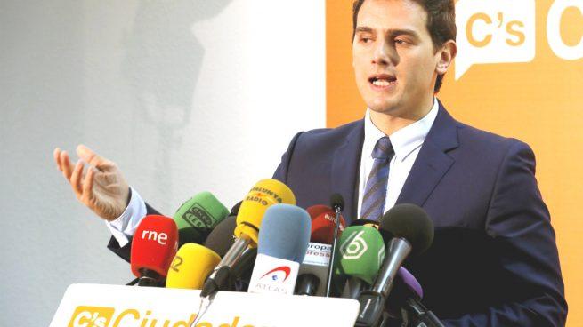 Albert Rivera: «Mas es el hijo pródigo de Pujol»