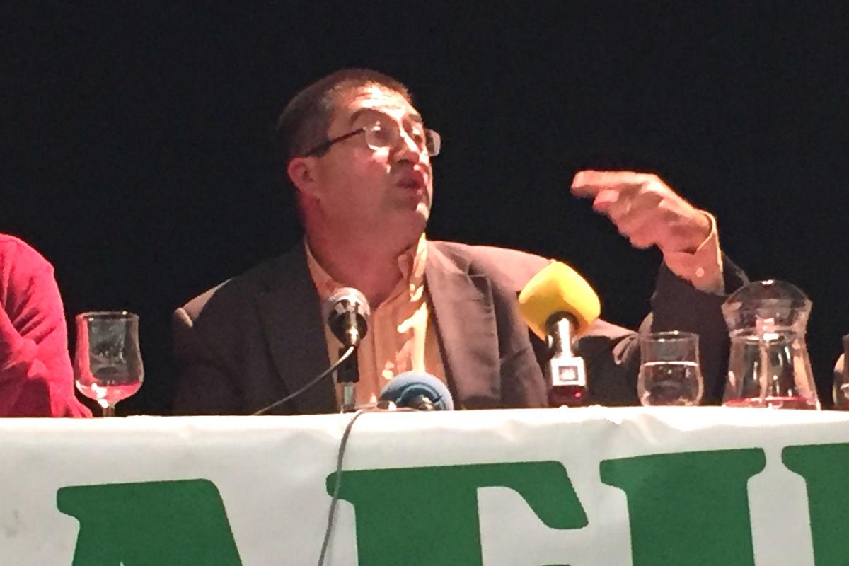 Carlos Sánchez Mato (Foto: AJC)