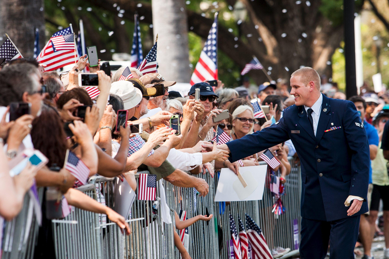 El soldado Spencer Stone (Reuters)