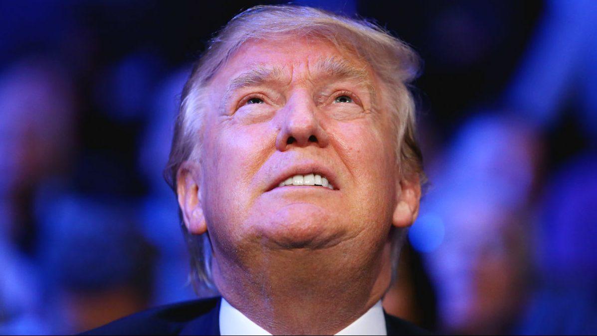 Donald Trump. (Foto: Getty)