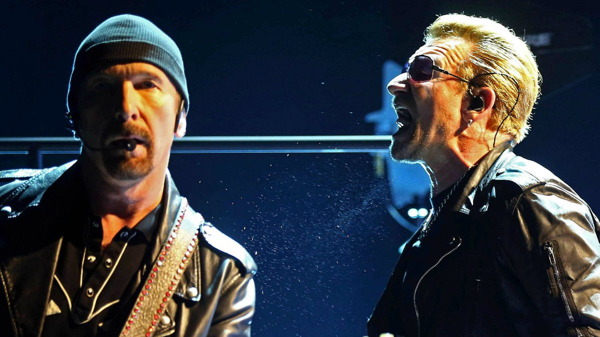 U2. (Foto: EFE)