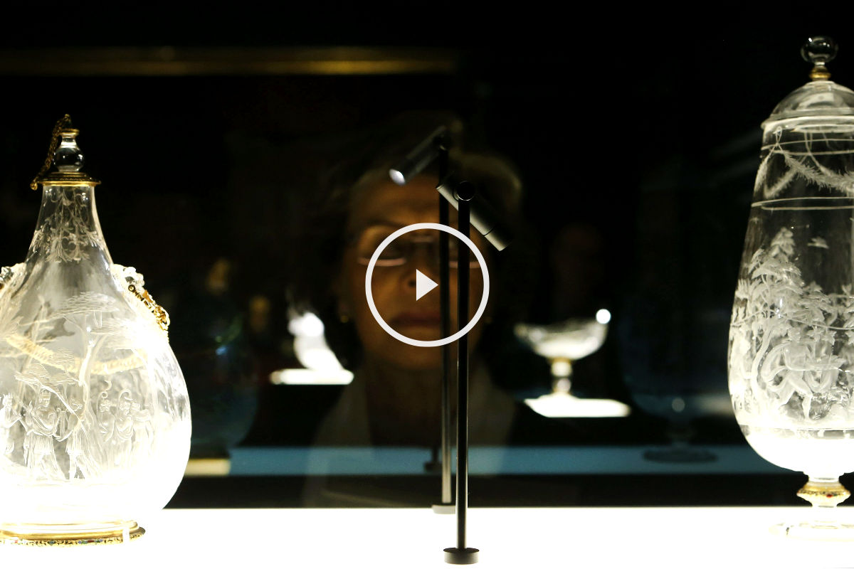 Seis de las obras pertenecen a colecciones florentinas de los Médicis y de la parisina de Luis XIV. (Foto: Getty)
