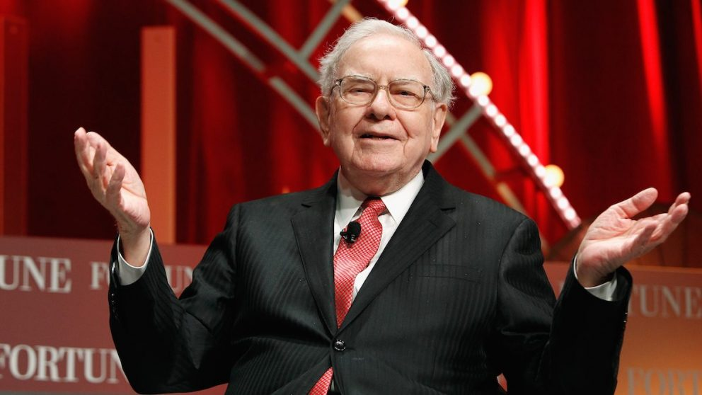 Warren Buffett (Foto: GUETTY).